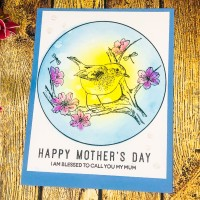 Crafty Individuals Mother's Day Card
