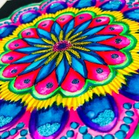 Joy Clair Mandala Love