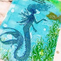 Lavinia Mermaid Journal Page