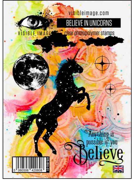 Visible Image - Believe In Unicorns