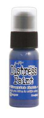 Ranger Ink - Tim Holtz - Distress Paint - Blueprint Sketch