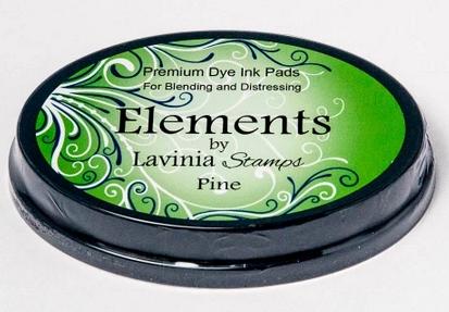 Lavinia - Elements Dye Ink - Pine