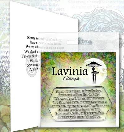Lavinia - Water Spirit Verse