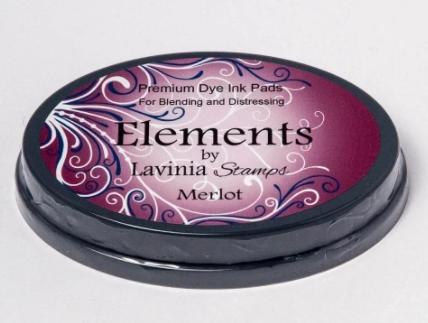Lavinia - Elements Dye Ink - Merlot