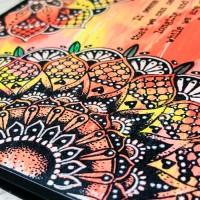 Mandala Love with PaperArtsy