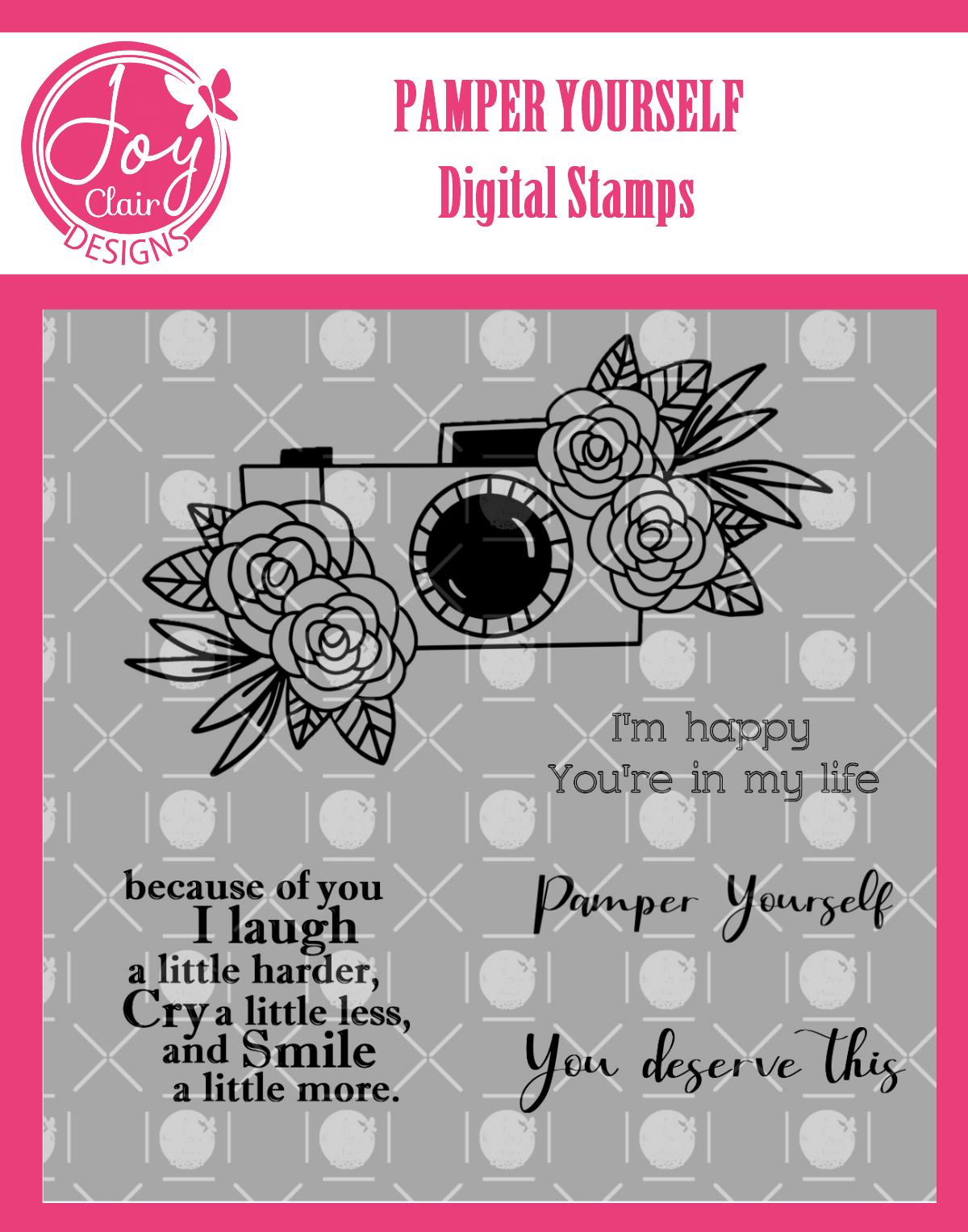 Joy Clair - Pamper Yourself
