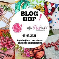 Joy Clair and Pink & Main Blog Hop