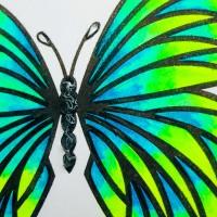 Joy Clair Summer Butterfly
