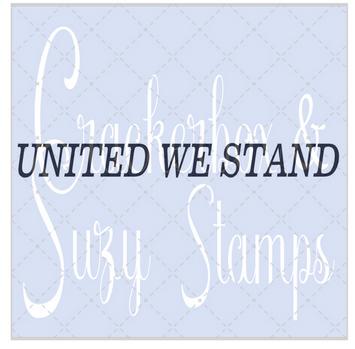 Crackerbox & Suzy Stamps - Happy 4th Big