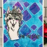Hobby Arts Llama