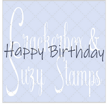 Crackerbox & Suzy Stamp - Birthday 6
