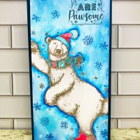 Pink Ink Design Beary Christmas