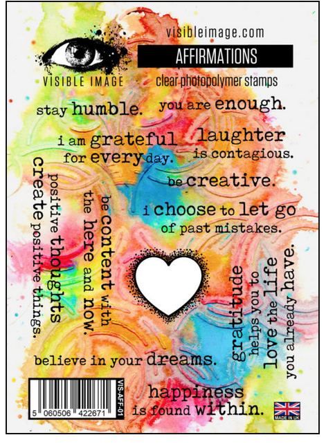Visible Image - Affirmations