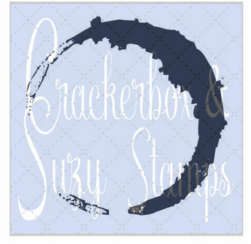 Crackerbox & Suzy Stamps - Coffee Stain