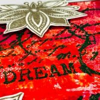 PaperArtsy Autumn Dream Card