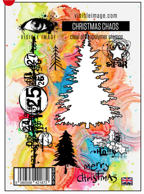 Visible Image - Christmas Chaos